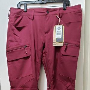 NWT Burton Gloria Snowboard Pants Large